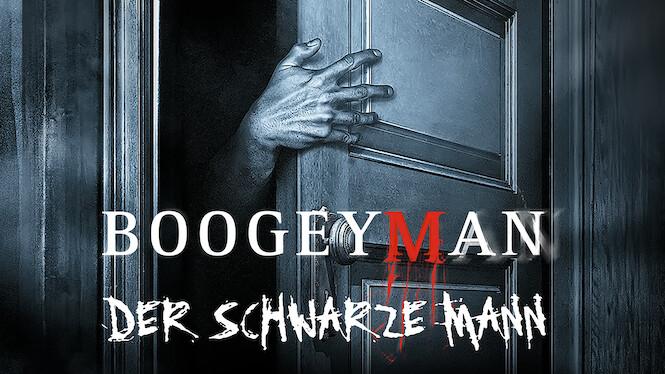 Boogeyman Der Schwarze Mann
